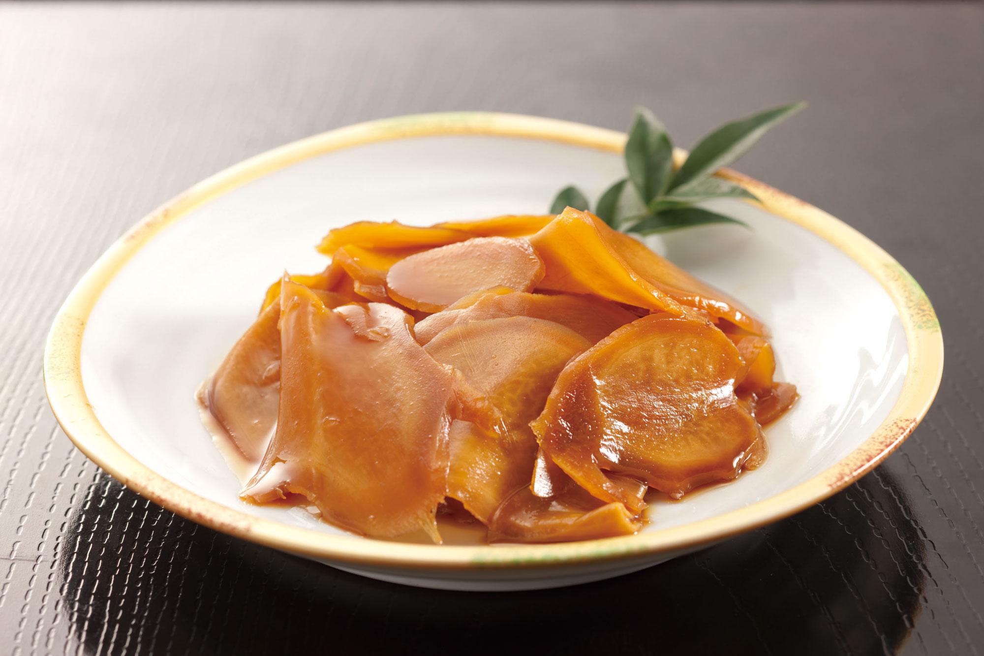 漬物 たまり生姜