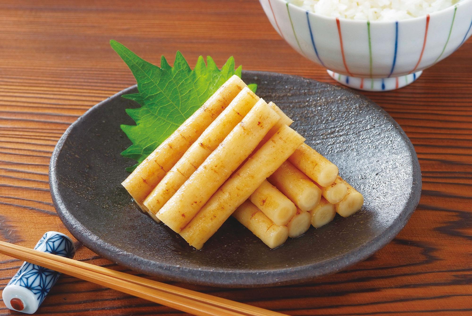 漬物 日本の味 若採りごぼう
